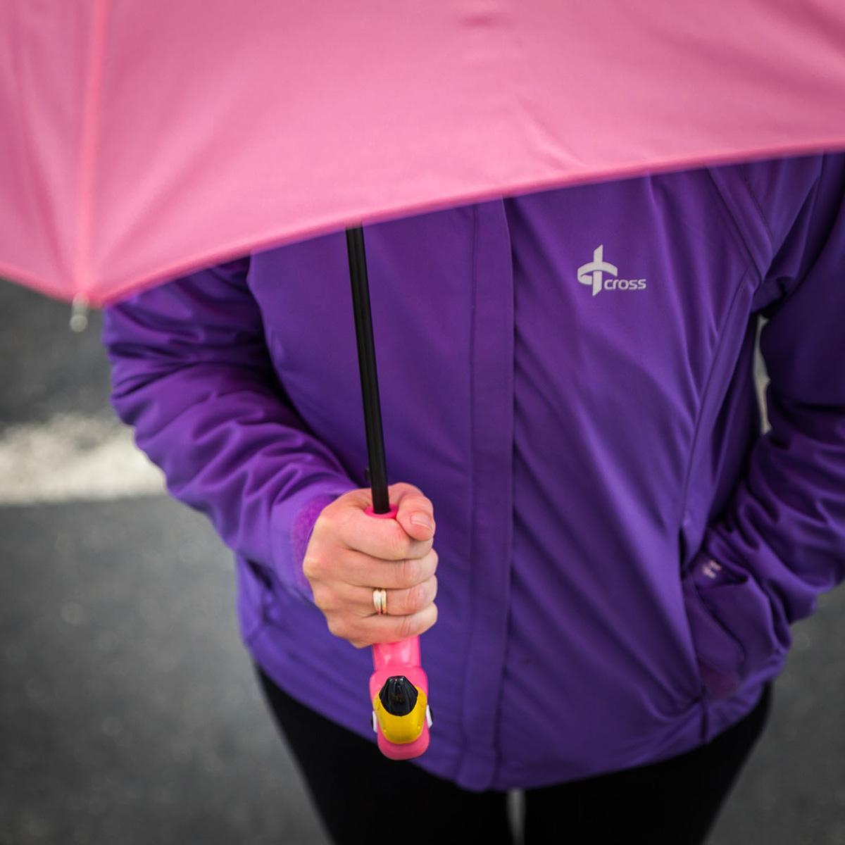 Parapluie Flamant Rose