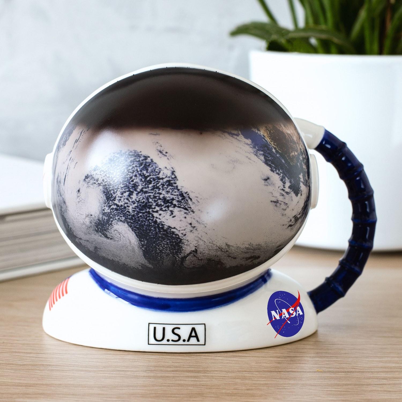 Tasse thermosensible NASA