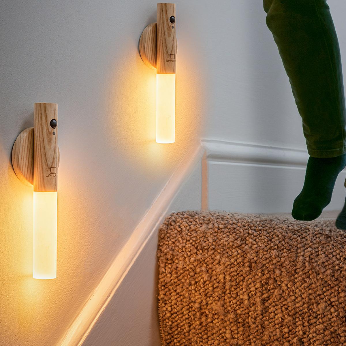 Lampe-bâtonnet intelligente