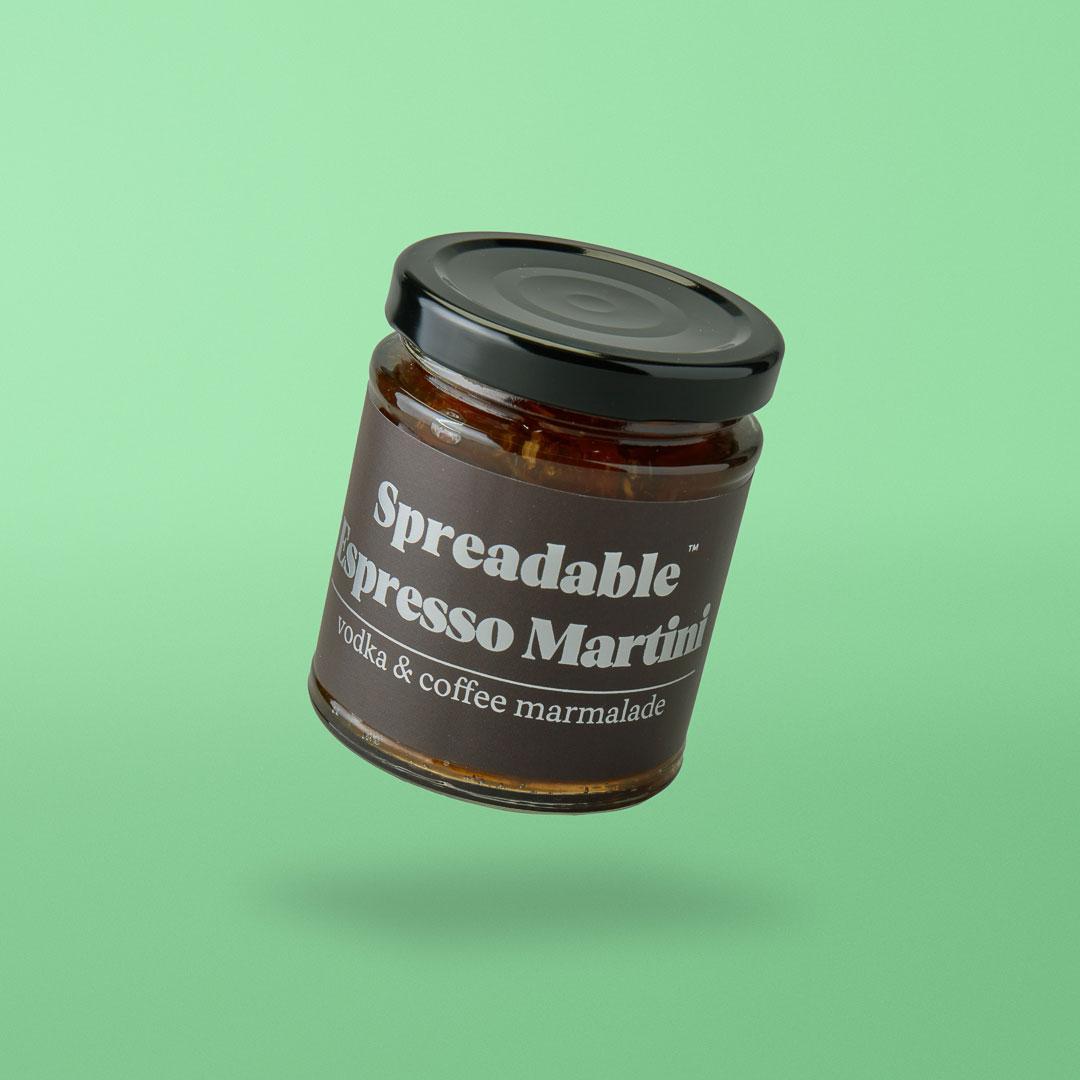 Confiture Espresso-Martini
