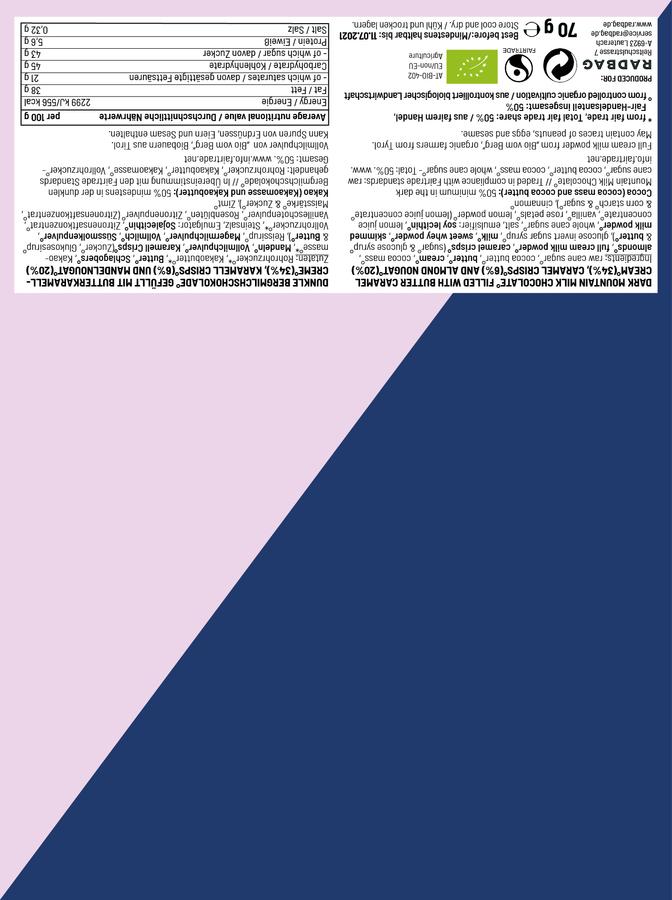 KADEXT - Rosa-Blau