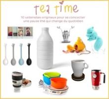 Communiqué de presse - Tea Time - CadeauxFolies
