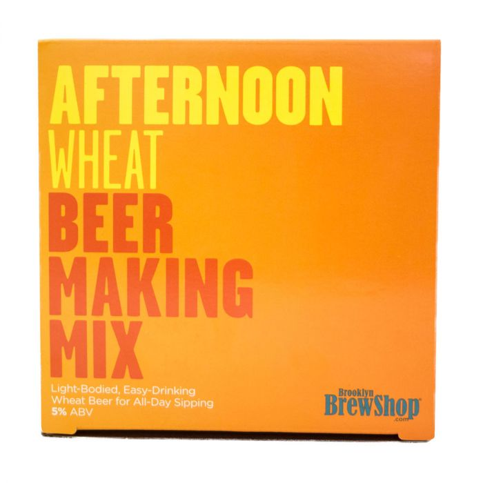 Recharges Brooklyn Brew - Afternoon Wheat