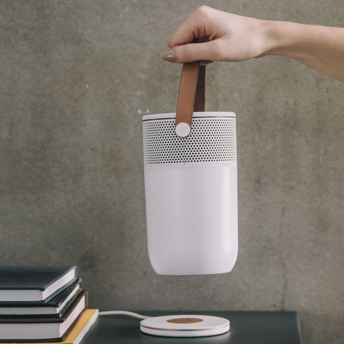 Enceinte Bluetooth & Lampe LED aGlow