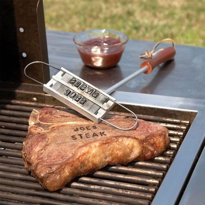 Fer à Marquer BBQ