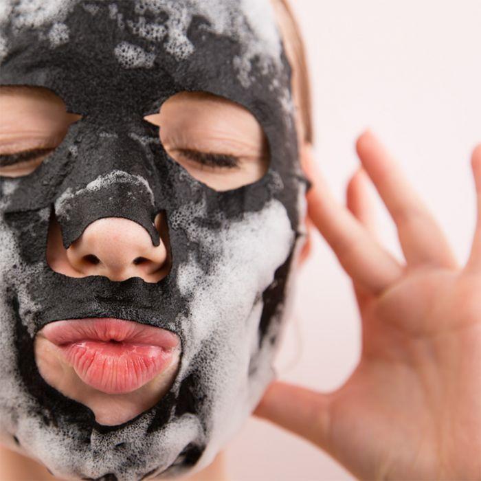 Bubble Mask, le masque du visage qui fait des bulles