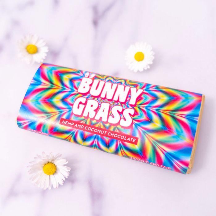 Bunny Grass - Chocolat au chanvre