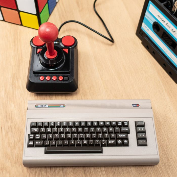 Console de Jeu The C64 Mini