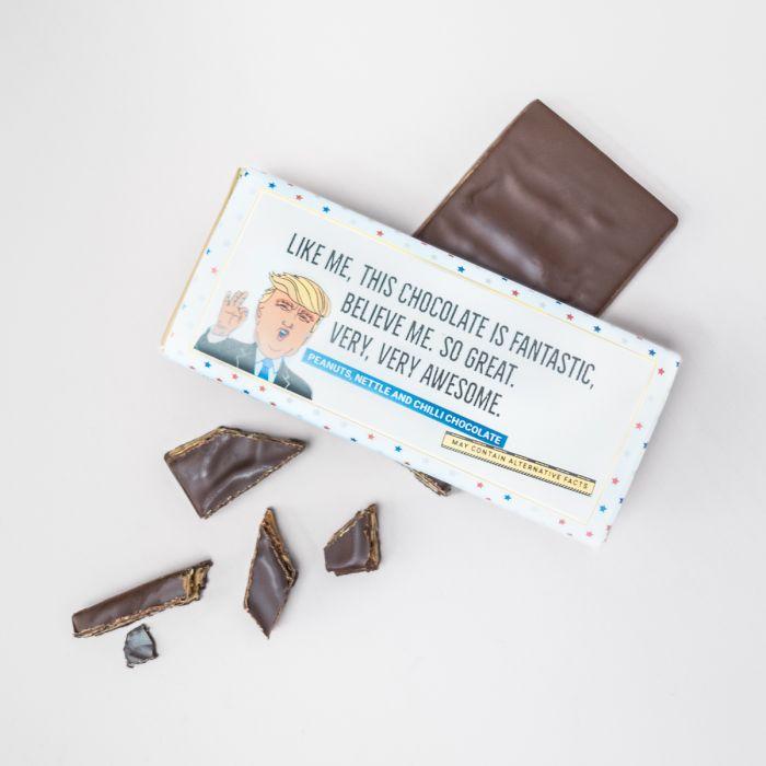 Chocolat Trump