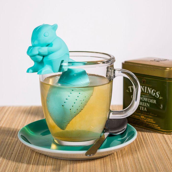 Infuseur à thé - écureuil