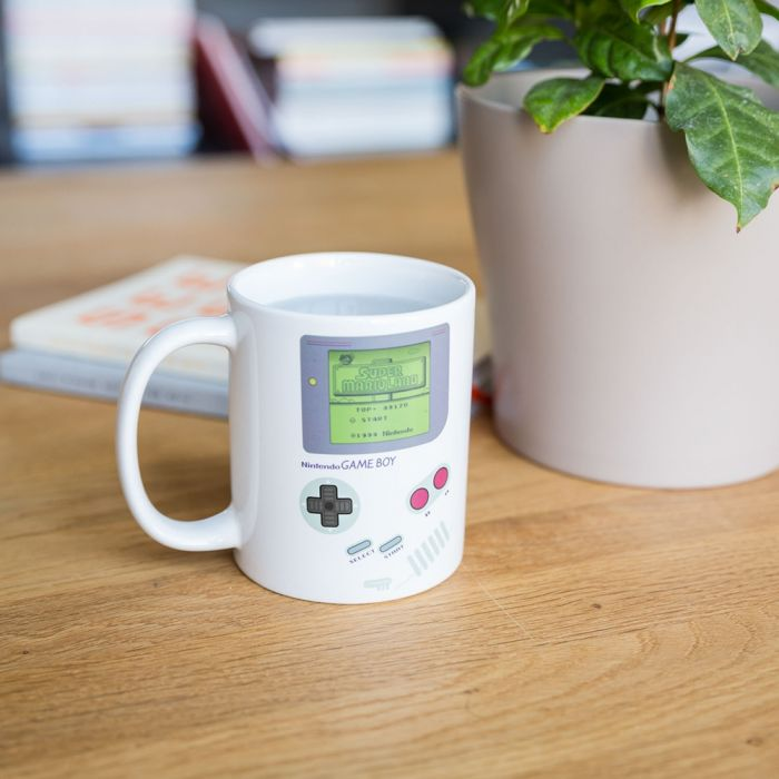 Tasse Game Boy thermosensible