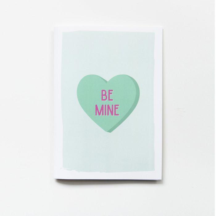 Carte de Saint Valentin instoppable