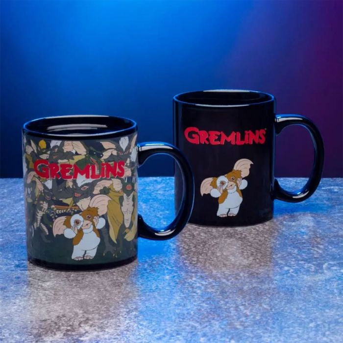 Tasse Thermosensible Gremlins
