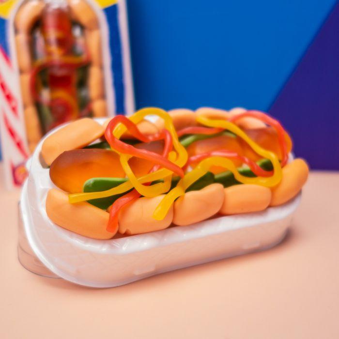 Hot-Dog de bonbons
