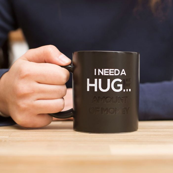 Mug thermosensible, j'ai besoin d'un câlin