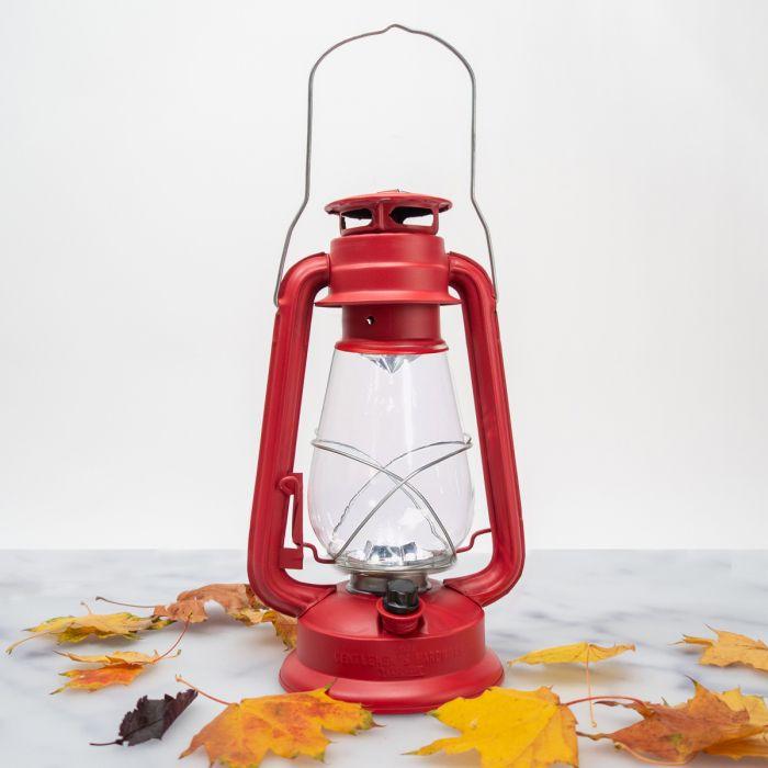 Lampe Tempête Rouge