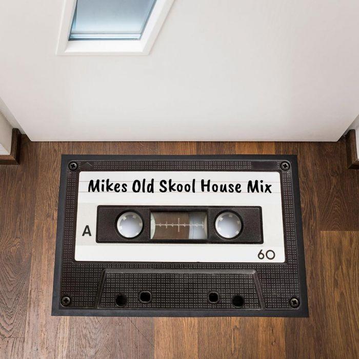 Paillasson personnalisable Cassette Audio