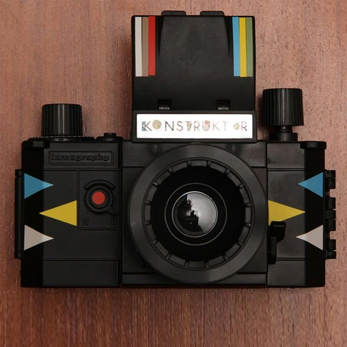 Appareil photo DIY Konstruktor de Lomography