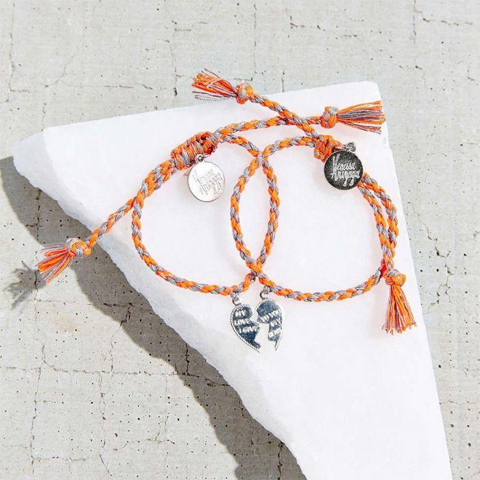 Ensemble de Bracelets Made For Each Other