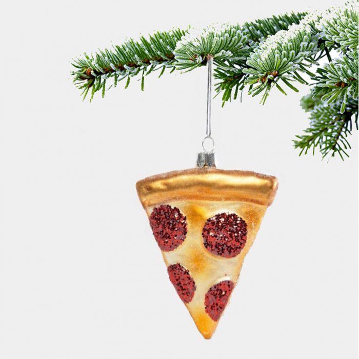 Boule de Noël Pizza