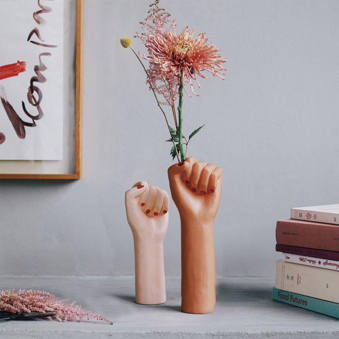 Vase Girl Power