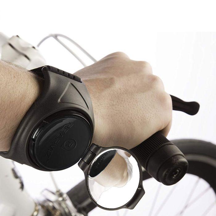RearViz - Rétroviseur de vélo portable