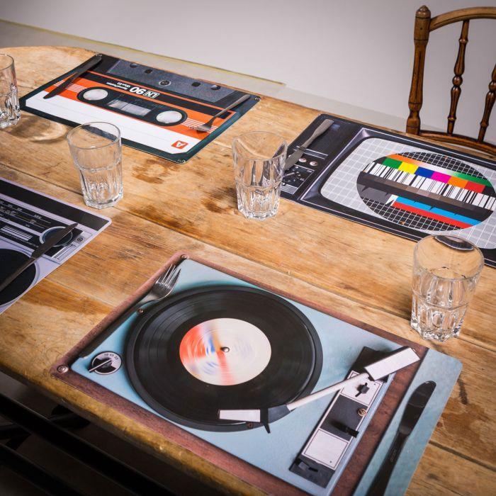 Sets de table Rétro