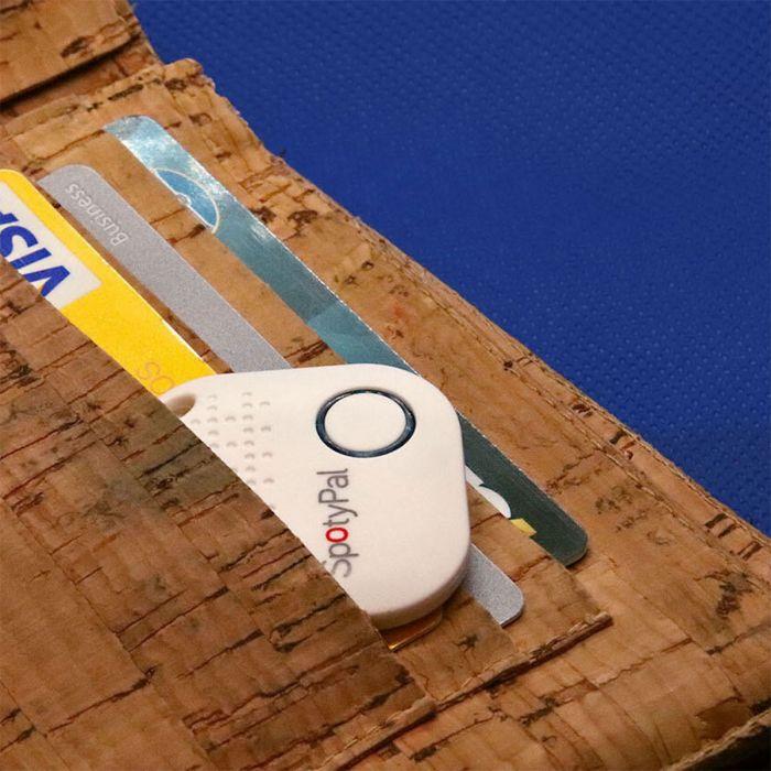 Trackeur SpotyPal avec Bluetooth et GPS