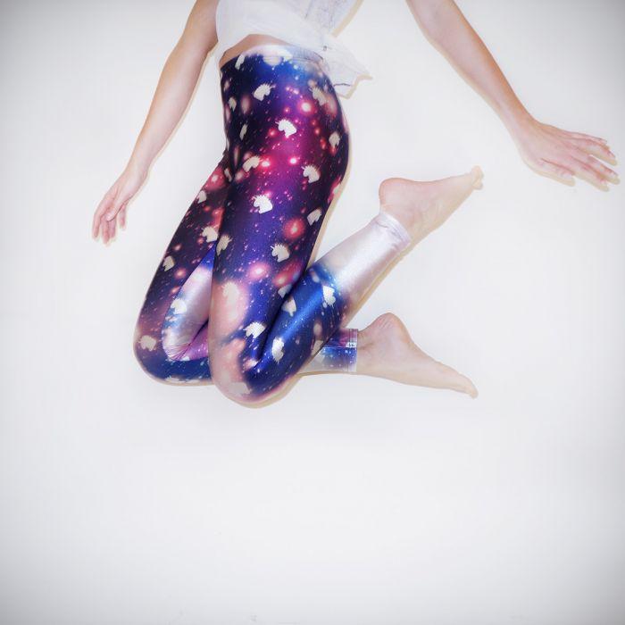 Legging Galaxie Licorne