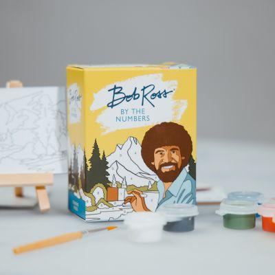 Mini set de peinture Bob Ross