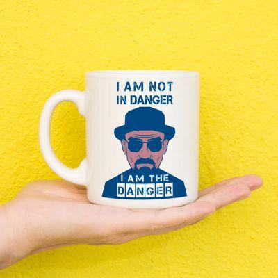 Tasse à café - I Am The Danger