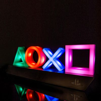 Lampe Icones Playstation