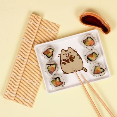 Coffret Sushi Pusheen