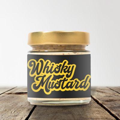 Moutarde au Whisky