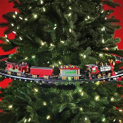 Train pour sapin de Noël