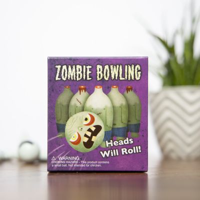 Jeu de Bowling Zombie