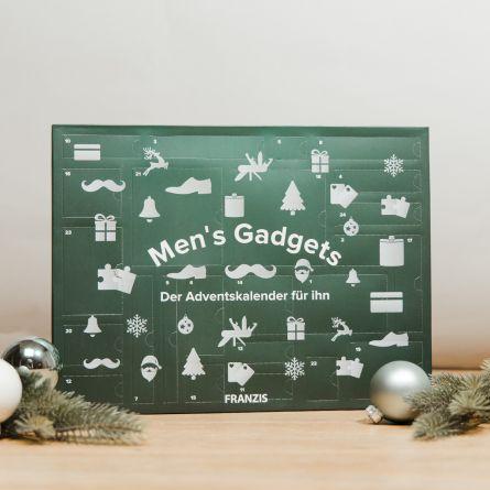Calendrier de l'Avent gadgets pour homme