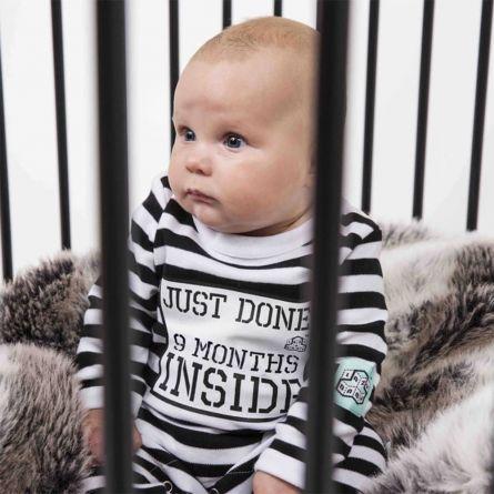 Body pour Bébé Prisonnier