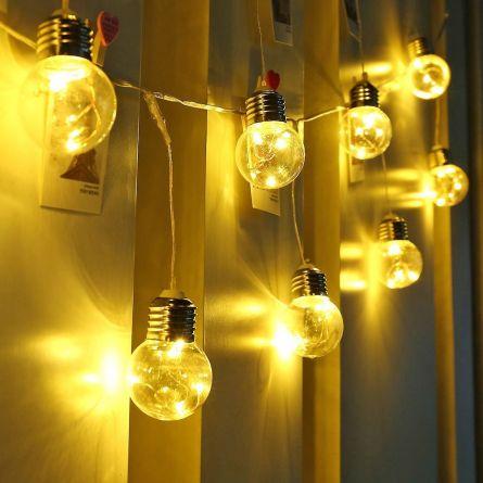 Guirlande Lumineuse Mini Ampoules