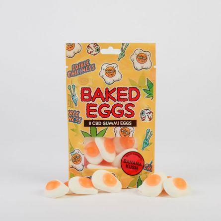 Bonbons Baked Eggs au CBD