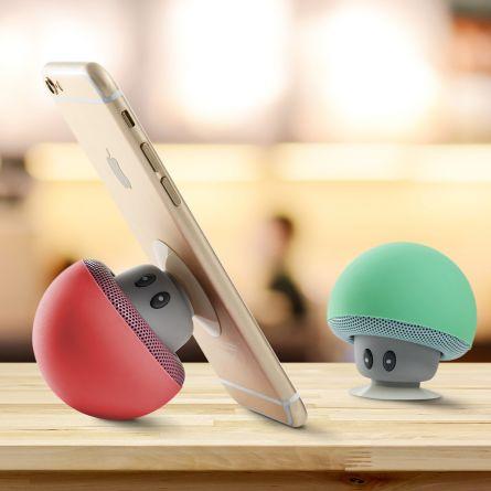 Enceinte Bluetooth Champignon
