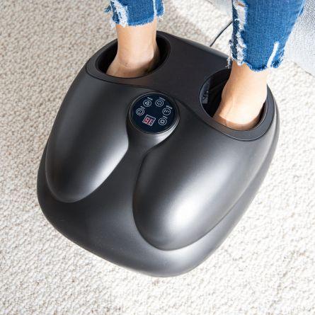 Le Merveilleux Masseur de pieds