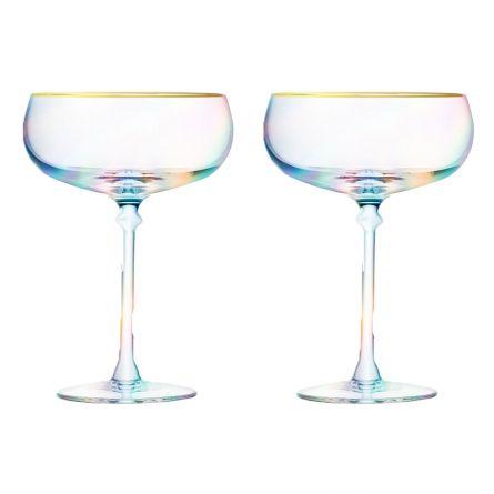 Verres à cocktail pour Martini