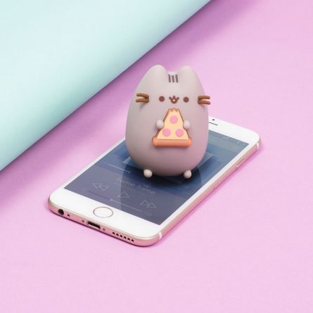 Enceinte Bluetooth Pusheen Pizza
