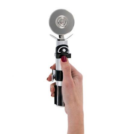 Roulette à Pizza Sabre Laser Sonore Star Wars