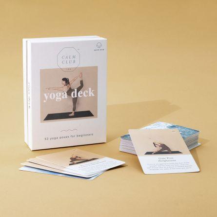Cartes de Yoga pour 52 Semaines