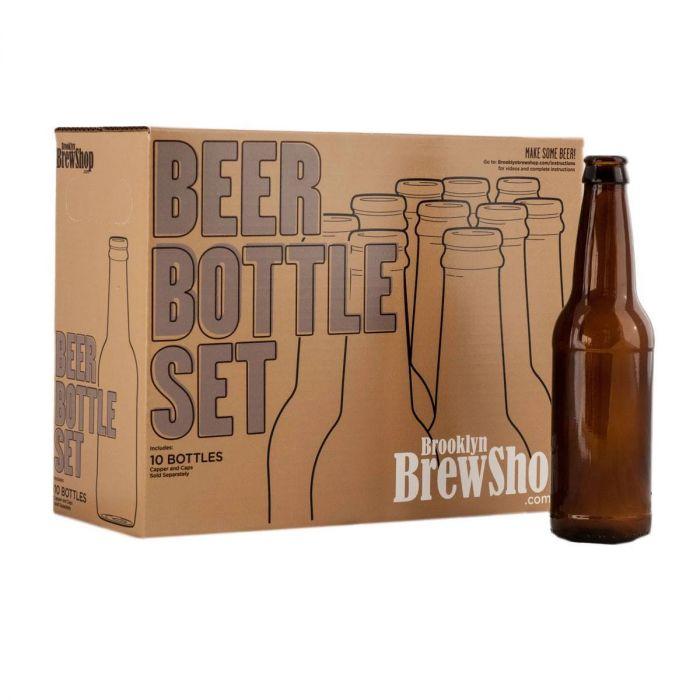 Ensemble de Bouteilles Brooklyn Brew Shop