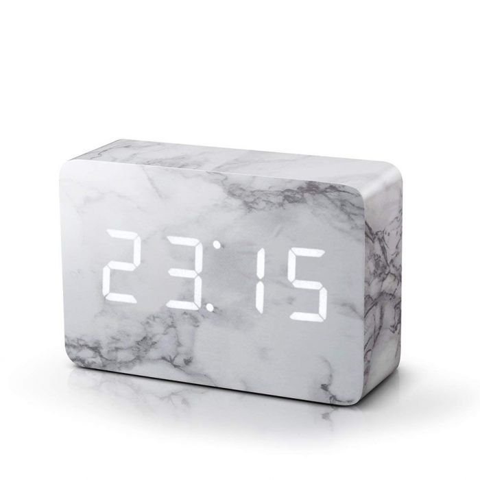 Réveil Brick Click Clock
