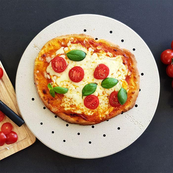 Pierre à pizza Crispiz