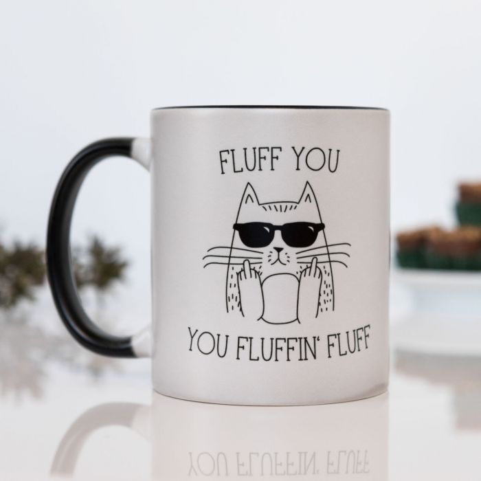 Tasse Thermosensible Fluff You